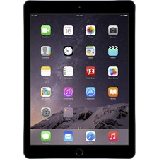 Apple - iPad Air 2 Wi-Fi 64GB - Space Gray