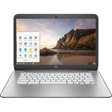 HP - 14 inch Chromebook